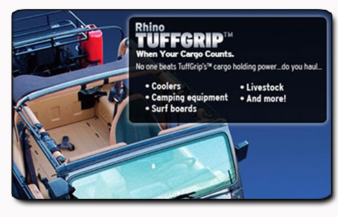 Rhino TuffGrip Spray on Bed Liners Bowling Green Ohio