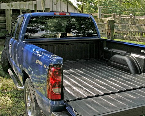 Truck with Rhino Tuff Grip Lining