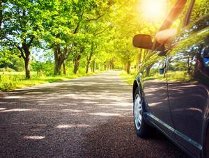 bigstock-car-on-asphaljgfdxfcghjkt-road-in-summer-120722978