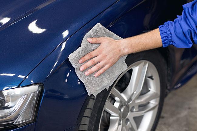 media blast car clean z-one automotive